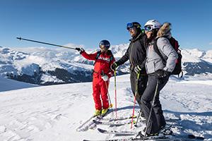 Cours de Ski Adultes