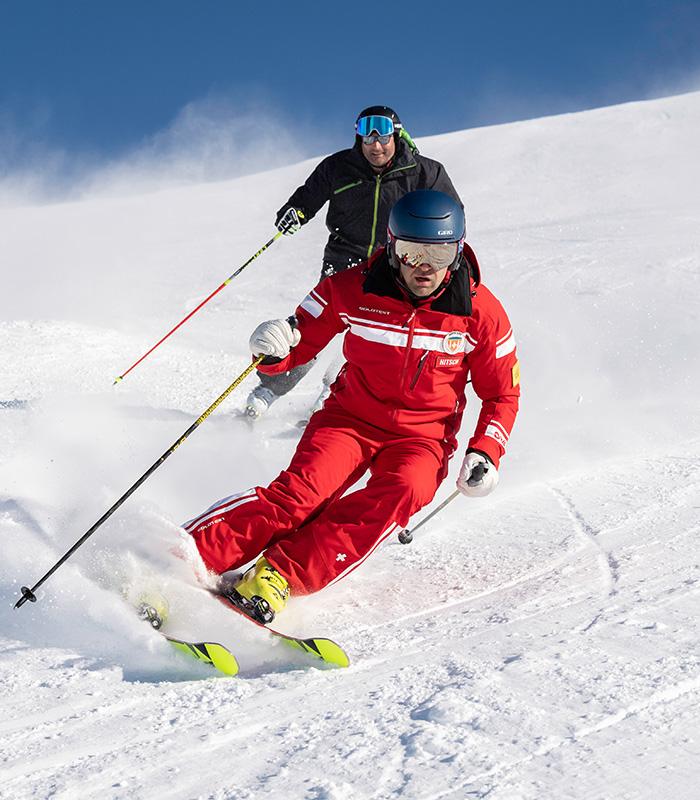 Skifahren lernen in 3 Tagen