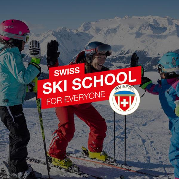 Cours de ski enfants et ados journée