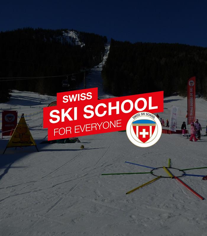 Cours de ski enfants après-midi