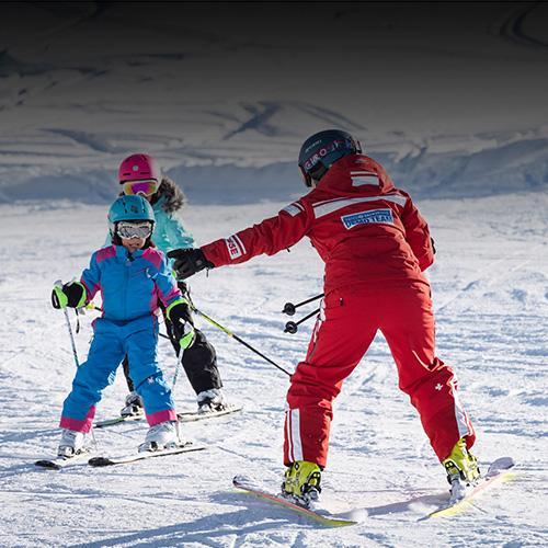 Cours de ski Enfants et Ados