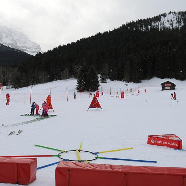 Cours de ski enfants matin