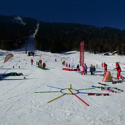Cours de ski Petits