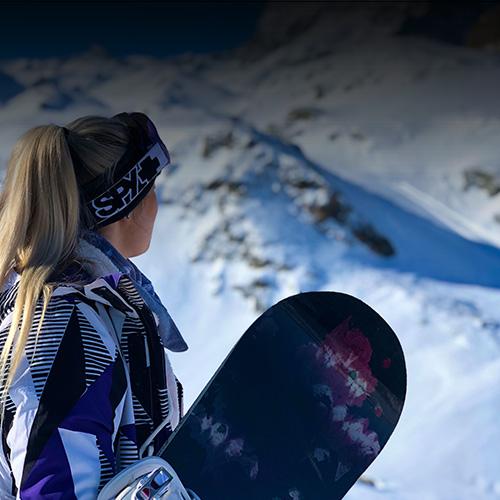 Cours de snowboard