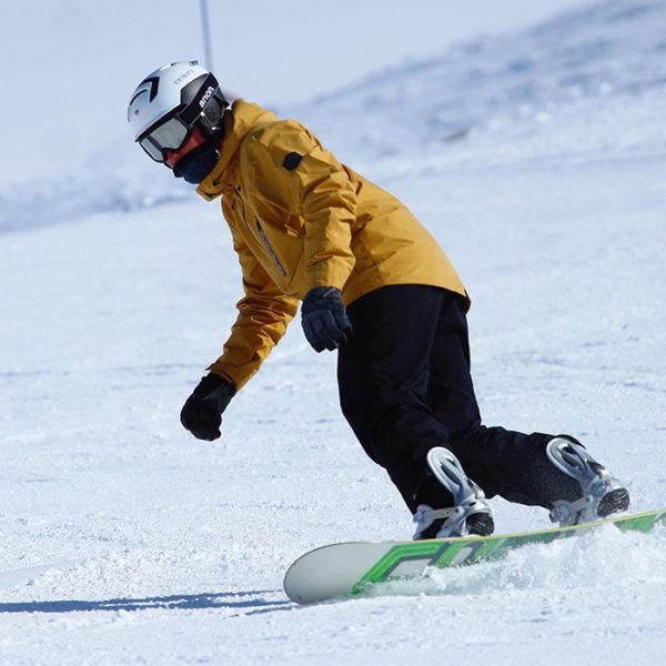 Cours de snowboard privé demi-journée
