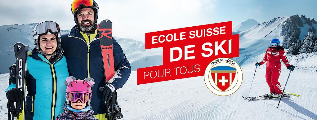 Ecole Suisse de Ski pour tous