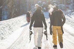 Niveau ski snowboard